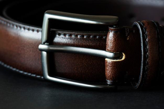 Gros plan de ceinture Photo gratuit