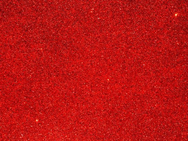 Gros plan de fond de paillettes rouges Photo gratuit