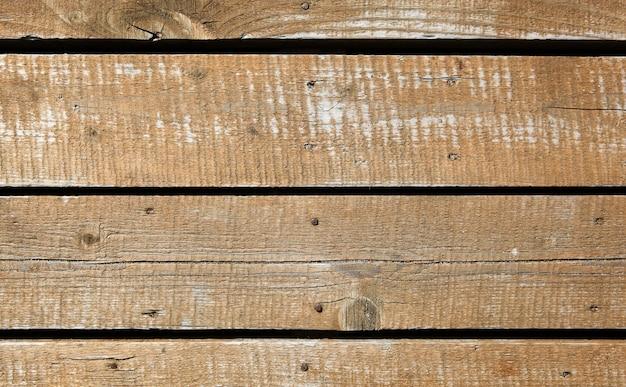 Gros Plan D'un Fond De Texture De Mur En Bois Photo gratuit