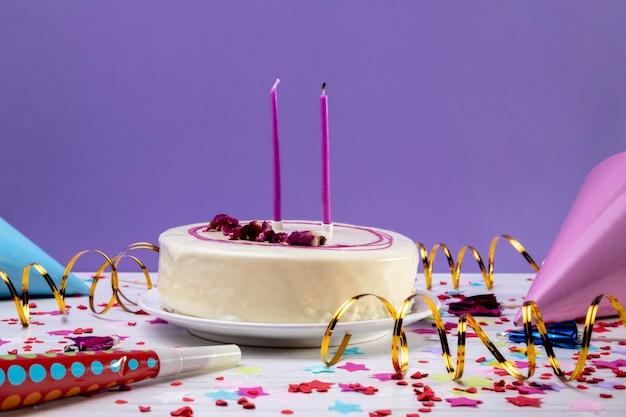 Gros Plan, Glacé, Gâteau, Table Photo gratuit