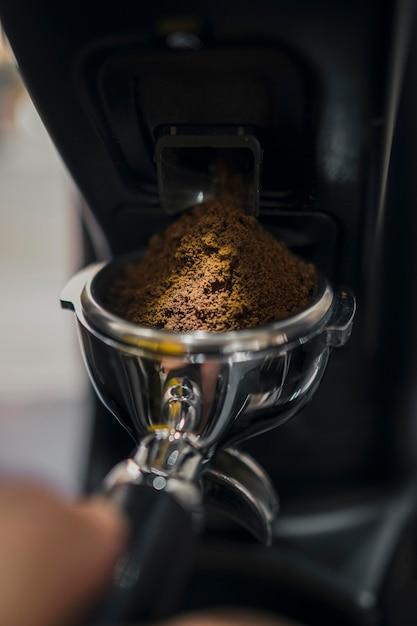 Gros Plan, Machine, Tasse, Café Photo gratuit