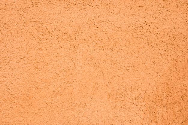 Gros plan mur maison orange Photo gratuit
