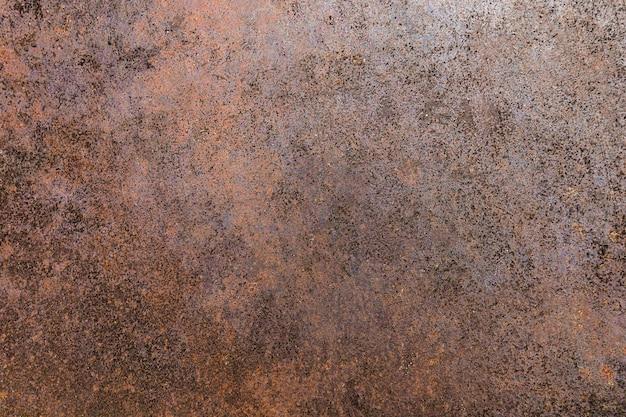 Gros Plan De Surface Métallique Abstraite Photo gratuit