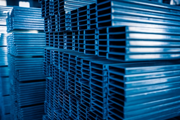 Gros Plan De La Texture De L'acier Inoxydable Photo gratuit