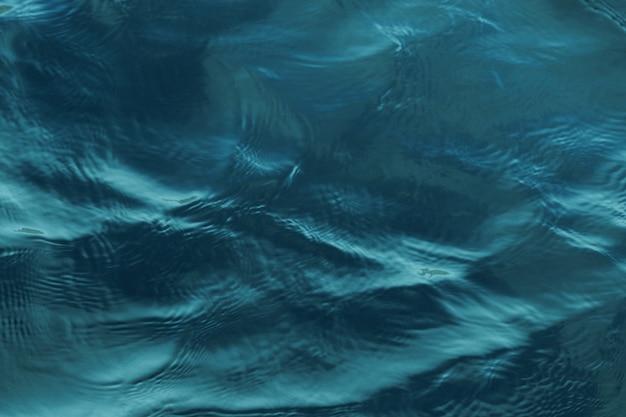 Gros Plan De Textures Apaisantes Apaisantes Du Plan D'eau Photo gratuit