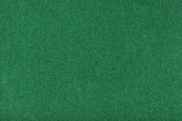 Gros Plan De Tissu En Daim Vert Clair Mat. Texture Velours De Feutre. Photo Premium