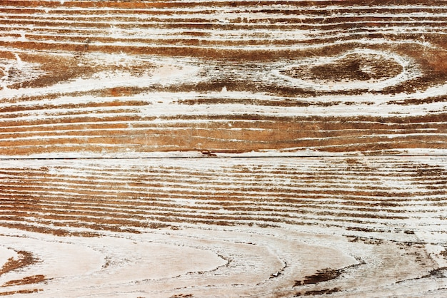 Gros Plan D'un Vieux Plancher En Bois Photo gratuit