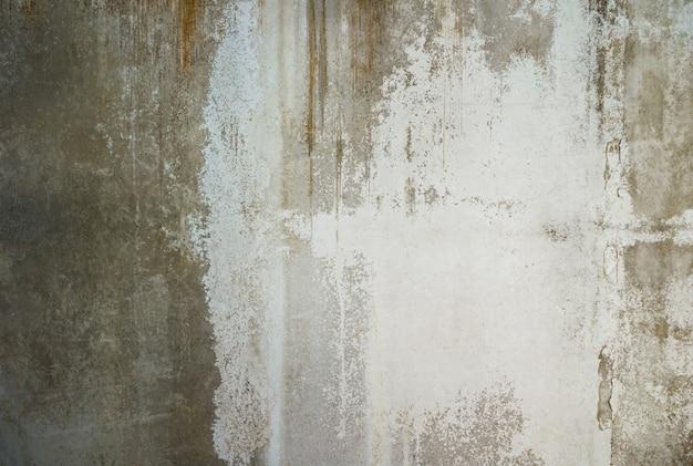 Grunge fissuré vieux fond de texture et de mur en béton. Photo Premium