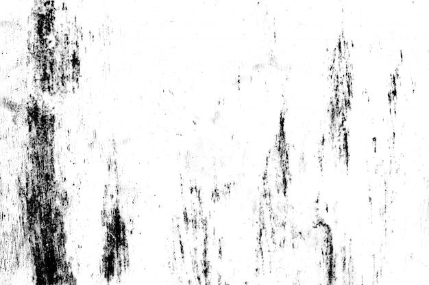 Grunge Métal Et Poussière Gratter Fond De Texture Noir Et Blanc Photo Premium