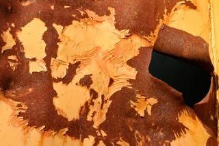 Grunge texture rouillée Photo gratuit