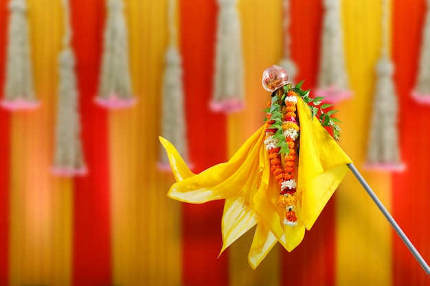 Gudi Padwa Marathi Nouvel An Photo Premium