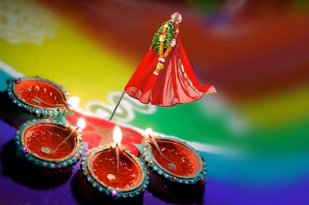 Gudi Padwa Marathi Nouvel An Photo Premium
