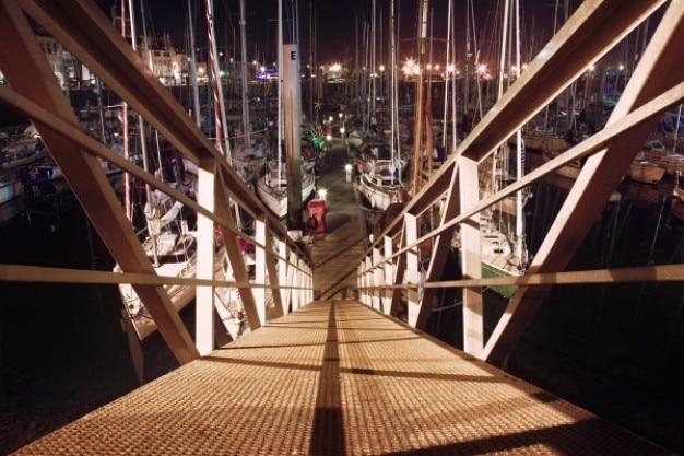 Guernesey port de plaisance Photo gratuit