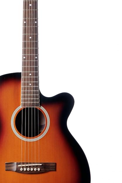 Guitare Acoustique Classique Photo gratuit