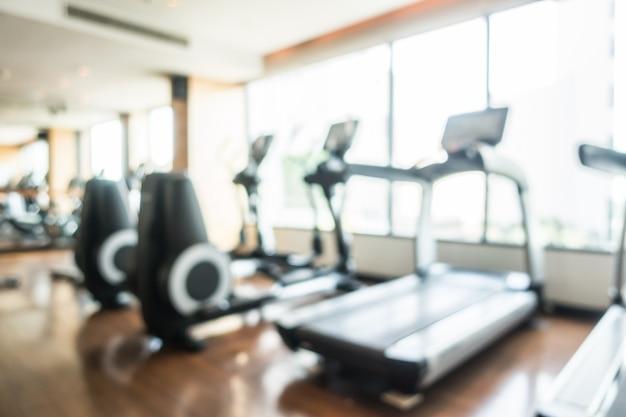 Gym flou abstrait Photo gratuit