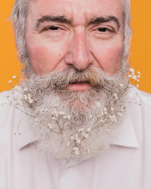 Homme âgé Photo gratuit