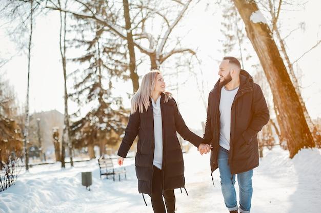 Homme et femme Photo gratuit
