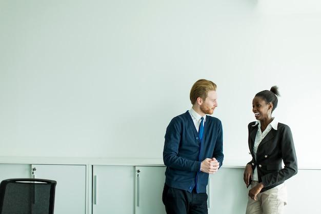 Hommes d'affaires Photo Premium