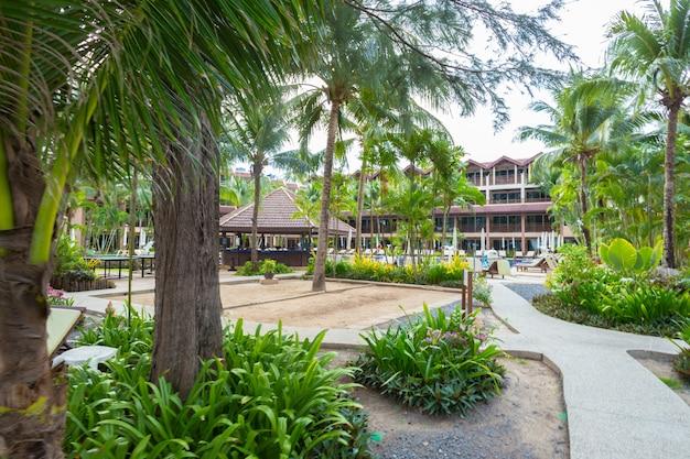 Hôtel de luxe Photo Premium