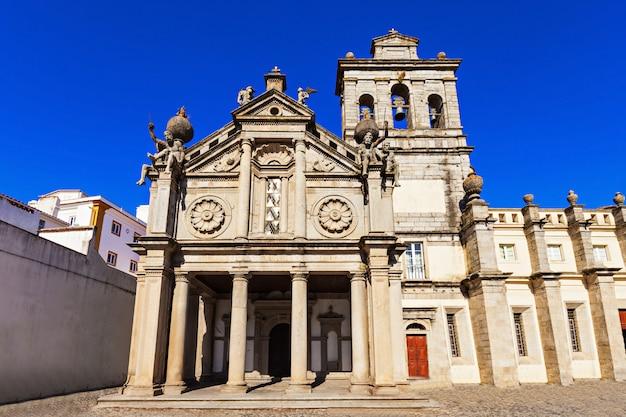 Igreja da graca Photo Premium