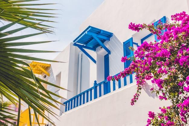 Île méditerranéenne traditionnelle voyage grèce Photo gratuit