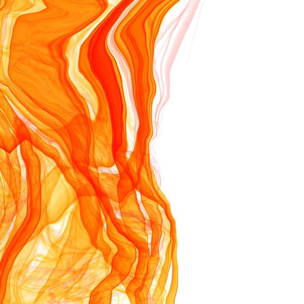 Illustration de style créatif moderne avec fond d'art alcool encre. conception graphique. modèle artistique moderne. texture colorée belle peinture. art contemporain. peinture liquide. illustration d'encre. Photo Premium