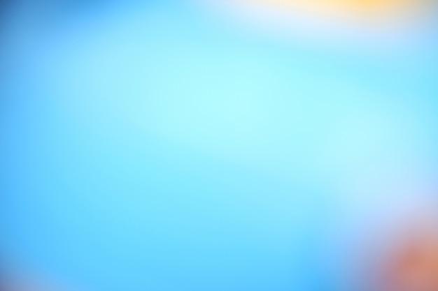 Image Colorée Floue Pour Le Fond Ou L'abstrait. Photo Premium
