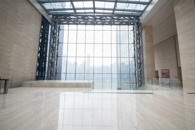 Image de fenêtres en immeuble de bureaux morden Photo gratuit