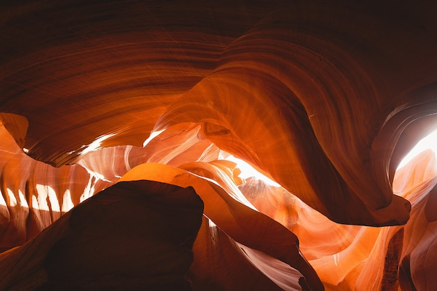 Images naturelles du grand canyon en arizona, états-unis Photo gratuit