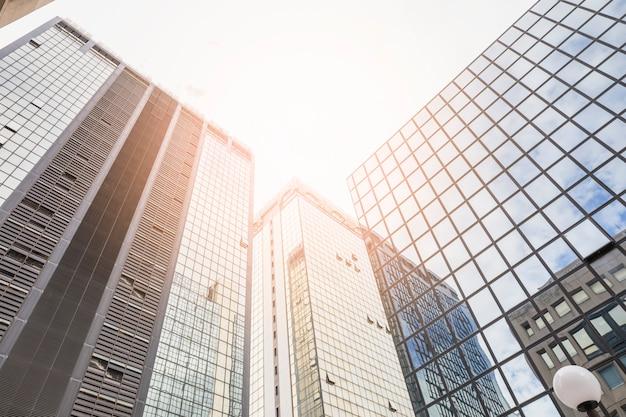 Immeuble de bureaux Photo gratuit