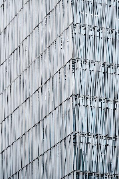Immeubles De Bureaux D'architecture Moderne Gros Plan Photo gratuit