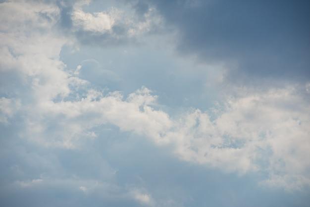 Incroyable Beau Ciel Avec Des Nuages Photo gratuit