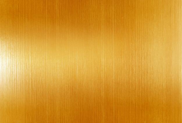 Industrie sidérurgique en métal doré brillant Photo Premium
