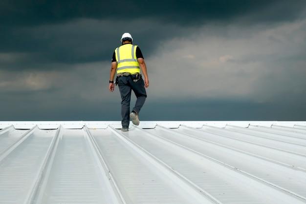 Ingénieur en bâtiment Photo Premium