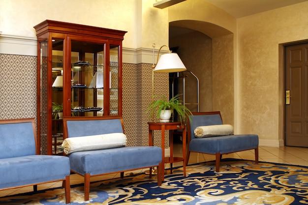 Intérieur De L'hotel Photo gratuit
