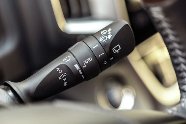 Intérieur new auto Photo Premium