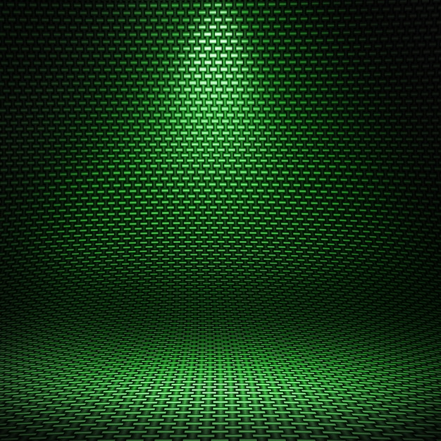 Intérieur texturé en fibre de carbone Photo Premium