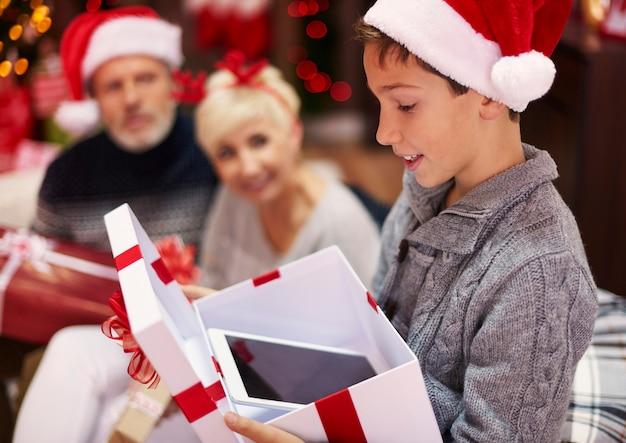 J'ai Toujours Voulu Un Tel Cadeau Photo gratuit