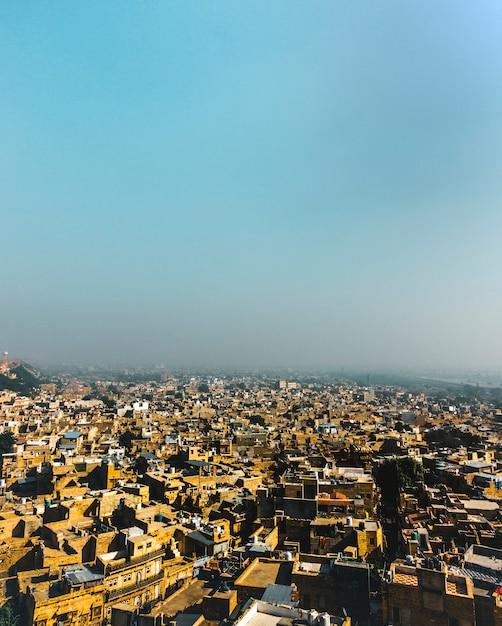 Jaisalmer Dans L'état Indien Du Rajasthan Photo gratuit