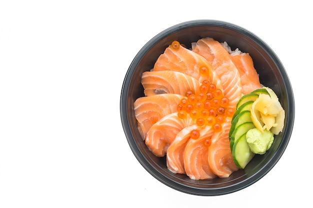 Japon Don Wasabi Bol Blanc Photo gratuit