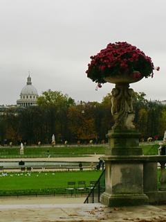 Jardin du luxembourg à paris Photo gratuit