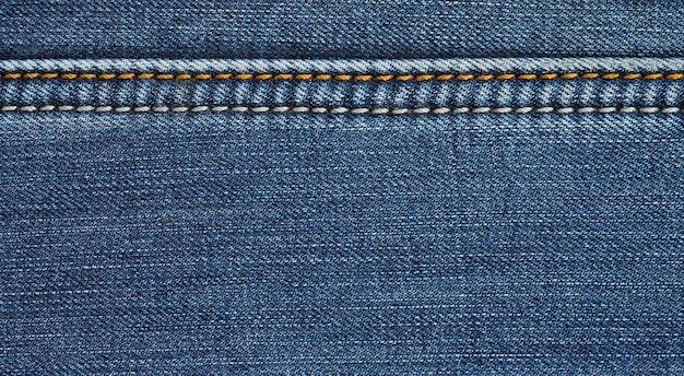 Jeans de fond de texture Photo Premium
