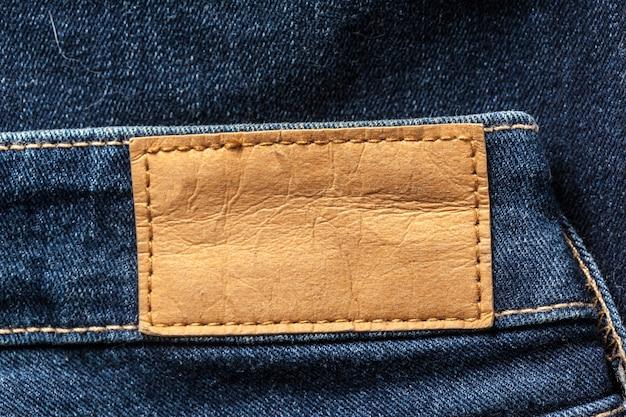 Jeans se bouchent Photo Premium