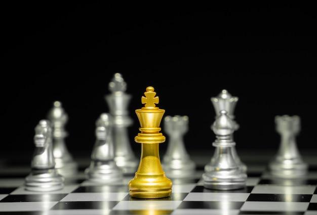 Jeu d'échecs Photo Premium