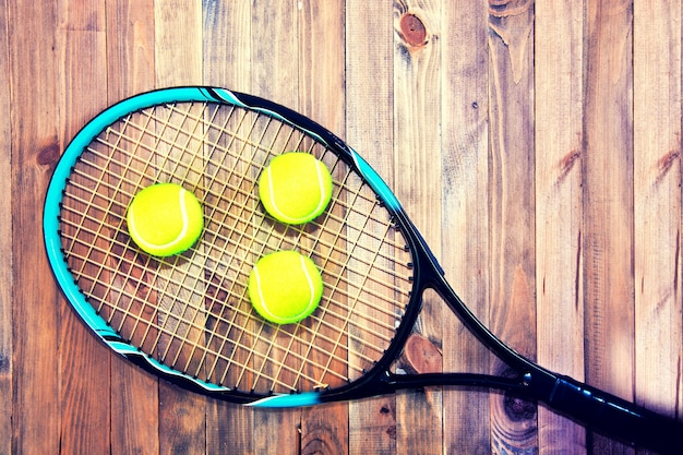 Jeu de tennis. Photo gratuit