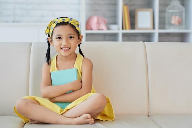 Jolie fille asiatique Photo gratuit