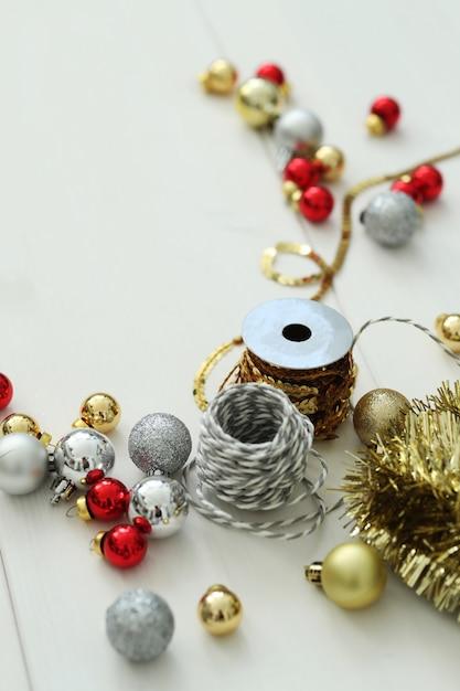 Jouets De Noël Photo gratuit