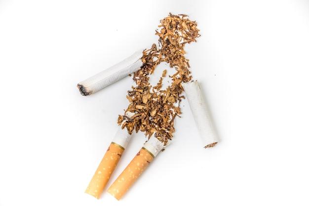 Journée du tabac Photo Premium
