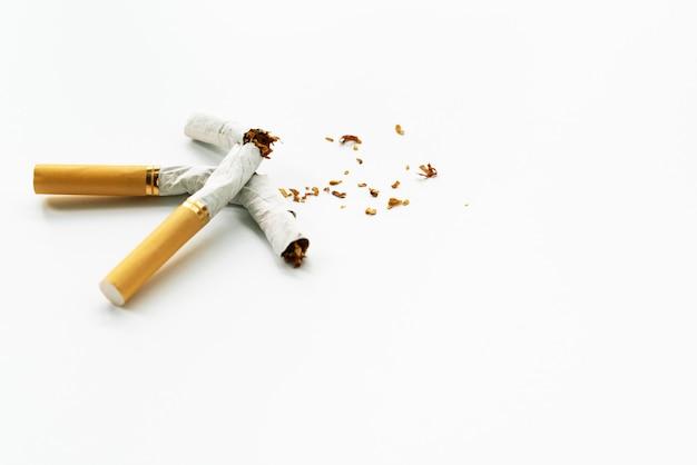 Journée mondiale sans tabac Photo Premium