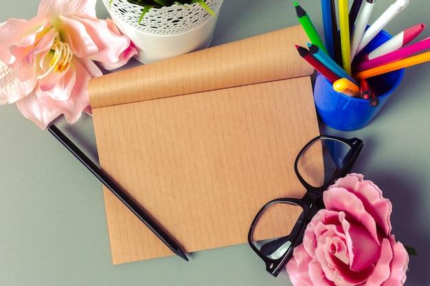 Journée de vacances du professeur. espace de copie Photo Premium